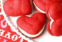 Valentine's Day / Valentine's Day recipes and ideas. Make this day special for your loved ones.