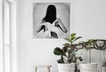 INTERIORS & ART