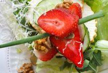 salad, spring salad / Klaudia Krupa, foto, spring salad, www.projektowoo.blox.pl