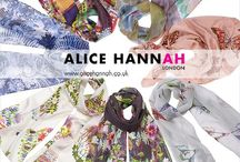 2014 Spring Summer _Alice Hannah / Summer is a beautiful season and we want you to enjoy it! Getting ready for the Summer Holiday!