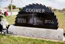 Monuments & Cemeteries / Famous tombs, beautiful cemeteries and other historical memorials