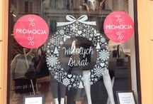 Nasze sklepy / Wirtualny spacer po naszych pięknych sklepach;)