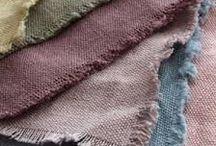 Textiles / Telas, telas y más telas.