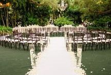 Garden Wedding - Decoration