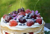 Cakes - Kakut / Täytekakkuja ja kahvikakkuja