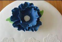 Koristeet - Decorations / Koristeita kakkuihin ja cupcakeihin