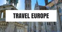 Travel Europe / Amazing articles about traveling in Europe. Pinning Rules: Vertical pins only with links to TRAVEL ARTICLES RELATED TO EUROPE. Irrelevant pins (pins that aren't about traveling in Europe will be deleted).