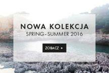 SPRING SUMMER 2016 / Sesja zdjęciowa promująca kolekcję w tym roku odbyła się na Majorce na tle nadmorskich skał oraz wąskich uliczek górskiej miejscowości. W najnowszej kolekcji marki projektantki postawiły na naturalne kolory – orzechowy, kremowy, ceglany melanż lub intensywny taupe.