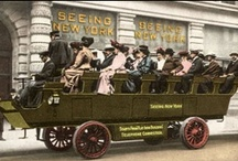 Vintage Tours and Trolleys / Our vintage style trolleys were inspired by those that came before. Enjoy a look into the past of tourism and trolley rides with these examples from all over the country.