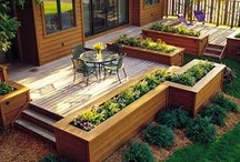 Raised Beds & Seat Walls
