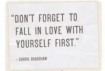 Quotation / Le frasi che ci fanno stare bene! BE BEAUTIFUL!
