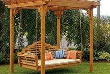 Backyard and Patio Ideas / Outdoor projects, decor, and gardening! / by Tiffany Skizinski