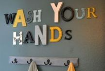 Bathroom Ideas / by Tiffany Skizinski