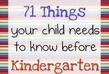 Homeschooling: Preschool and Toddlers / by Tiffany Skizinski