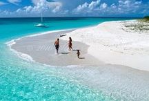 Must See Beaches / Crystal Blue Waters Around the World