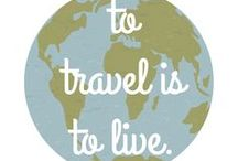 Travel Inspiration / Wise Words that Inspire Us to Travel