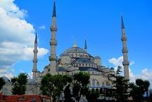 Holy Places & Spaces / Temples, Churches, Cathedrals, Mosques, Sanctuaries, Synagogues, Monasteries