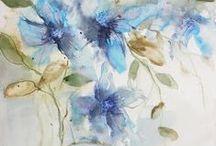 my paintings / watercolors