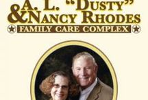 """A. L. """"Dusty"""" and Nancy Rhodes Family Care Complex / $6.5 Million capital campaign to build a 27,000-sq.-ft. complex for impoverished single-parent families by July 2015."""