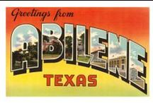Abilene, Texas / The city in West Texas where Hendrick Home for Children is located.