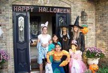 Halloween at Hendrick Home for Children