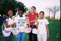 Easter at Hendrick Home