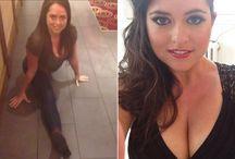Karen Danczuk / A stunning photogenic lady Would love to meet Karen, just so cheeky.