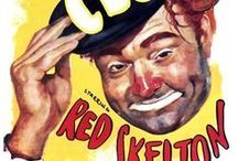 FUNNY      RED     SKELTON / by Ann Webb