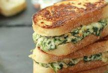 Cooking: Lunch Ideas / by Tiffany Skizinski
