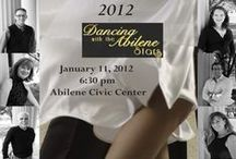 2012 Dancing with the Abilene Stars / Fundraising special event to benefit Hendrick Home for Children, Abilene, Texas.