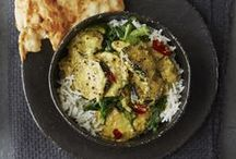We Love Curry / Delicious and healthy curry recipes courtesy of Anjum Anand.