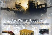 CS:GO / Alles rund um Counter Strike Global offensive