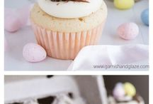 Spring Baking / Spring is so close and we can't wait. The board has all the ideas for some delicious Spring baking!