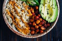Yummy Vegan Recipes / A few of our team members are Vegan so here is some yummy recipe ideas!