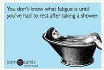 Fibromyalgia and Chronic Pain Awareness / Chronic Illness related material