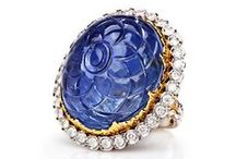 The Sapphire Collection / The Dina Collection (Beverly Hills Pawn) - Fine jewelry - sapphire collection