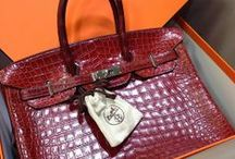 The Purse, Clutch, and Bag Collection / The Dina Collection (Beverly Hills Pawn) - Designer bags, purses, clutches collection