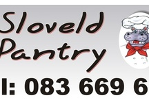 "Sloveld Pantry /                      Sloveld Pantry  "" Filled with the warmth of the Lowveld ""  Homemade Liqueurs, Jams, Preserves and more ...."