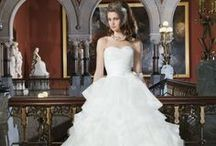 Justin Alexander  / Lovebird Bridal Boutique carries these dresses from Justin Alexander