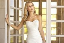 Stella York  / Lovebird Bridal Boutique carries these dresses from Stella York