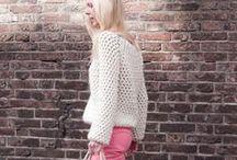 crochet sweaters and jerseys / by Snejana De Marchi