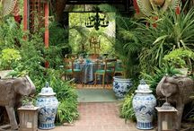 Garden / All things garden, including container gardens, walkways, and outdoor fireplaces.