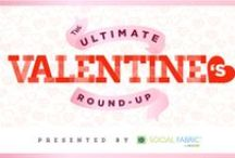 Love the Love of Valentine's Day / Celebrate the holiday devoted to all things love.
