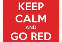 Go Red For Women / Pins do not necessarily reflect the views of or act as an endorsement by ASAC.