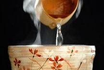 Čaj tea tè tee çaj чай चाय thé 茶 chá / by Loba Do Mar