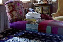 Purple Rain / The many moods of purple .... sweet, elegant, gypsy, no matter, always a bit surprising.