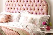 Headboards We Love / So many ways to do gorgeous at the head of the bed.  Sweet dreams guaranteed.