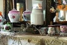 Mantle Display / Mantles, the ultimate accessory for a well-appointed room. A focal point for personal expression.