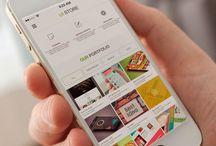 Ul mobile / ui design/ user interface/ user experience/ui & ux/ ui/ ux / by Da-eun Kim
