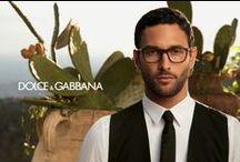 Dolce & Gabbana / See the latest D&G eye wear fashions!